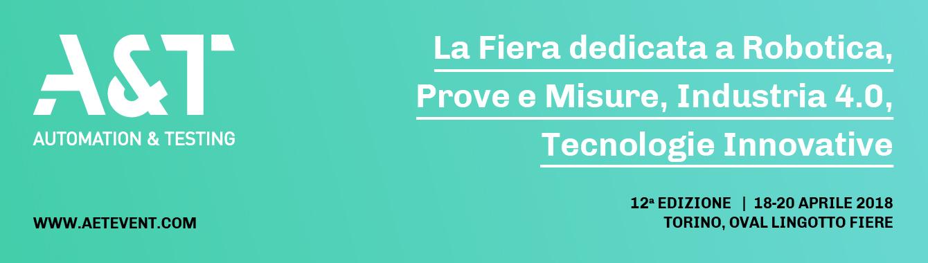 A&T - Fiera Automation & Testing